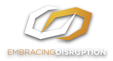 Embracing Disruption - Footer Logo